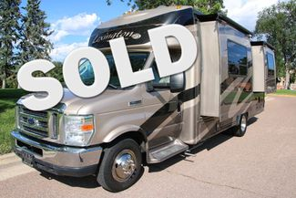 2010 Forest River Lexington 255DS GTS - Full Body Paint - V10 E450 Booth Dinette - 4K Generator - Rear Camera | Colorado Springs, CO | Golden's RV Sales in Colorado Springs CO