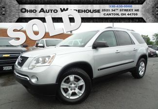 2010 GMC Acadia AWD V6 3rd Row Clean Carfax We Finance | Canton, Ohio | Ohio Auto Warehouse LLC in  Ohio