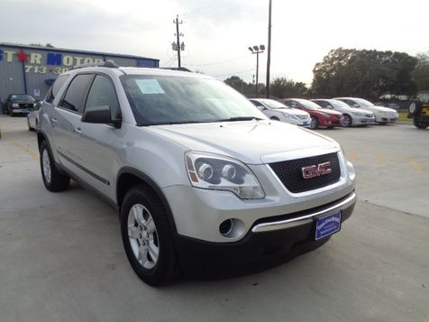 2010 GMC Acadia SL in Houston