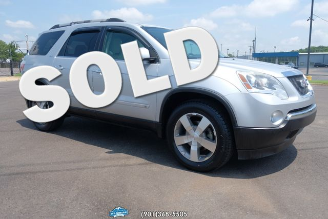 2010 GMC Acadia in Memphis Tennessee