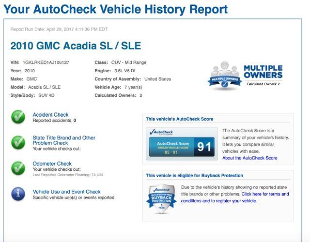 2010 GMC Acadia SL San Antonio , Texas 10