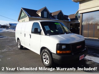 2010 GMC Savana Cargo Van in Brockport, NY