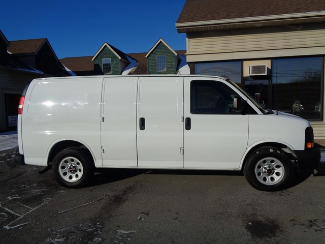 2010 GMC Savana Cargo Van 1500  city NY  Barrys Auto Center  in Brockport, NY