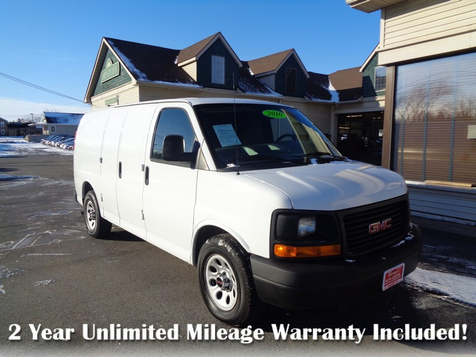 2010 GMC Savana Cargo Van 1500 in Brockport