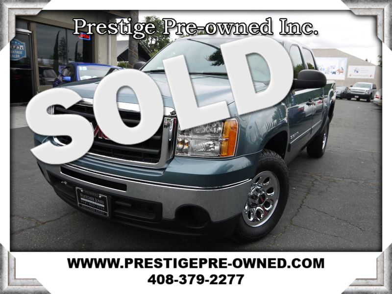 2010 GMC Sierra 1500 SL (*1-OWNER CARFAX REPORT*)  in Campbell CA
