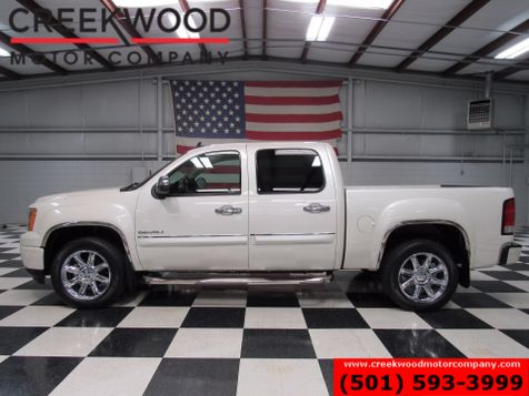 2010 GMC Sierra 1500 Denali 6.2L AWD 4x4 Crew White Leather Chrome 20s in Searcy, AR