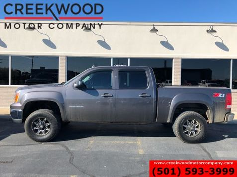 2010 GMC Sierra 1500 SLE Z71 4x4 Lifted Black 17's New Tires Leather in Searcy, AR