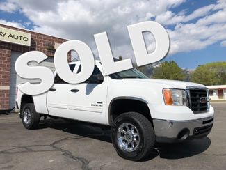 2010 GMC Sierra 2500HD SLE LINDON, UT