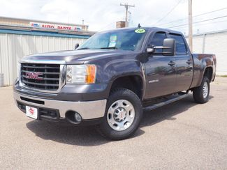 2010 GMC Sierra 2500HD SLE Pampa, Texas