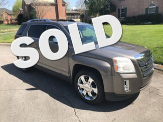 2010 GMC Terrain SLT Knoxville, Tennessee