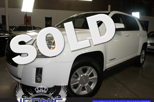 This 2010 GMC Terrain SLE-1 is a Iconic Motors Featured Car