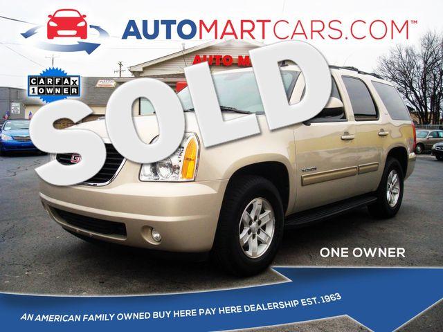 2010 GMC Yukon SLT | Nashville, Tennessee | Auto Mart Used Cars Inc. in Nashville Tennessee