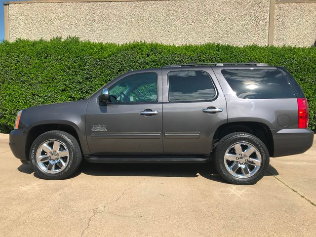2010 GMC Yukon SLT w/Sunroof, 20's and Rear Bucket Seats Plano, Texas 9