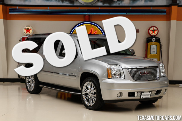 2010 GMC Yukon XL Denali This 2010 GMC Yukon XL Denali is in great shape with only 69 201 miles
