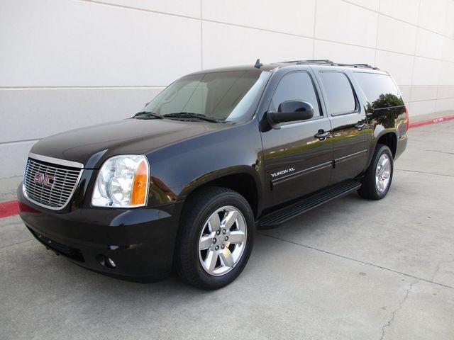 2010 GMC Yukon XL One Owner No Accidents SLT Clean Car Fax Plano, Texas 6