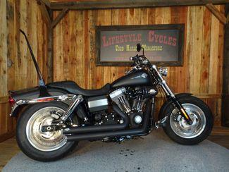 2010 Harley-Davidson Dyna Glide® Fat Bob™ Anaheim, California 21