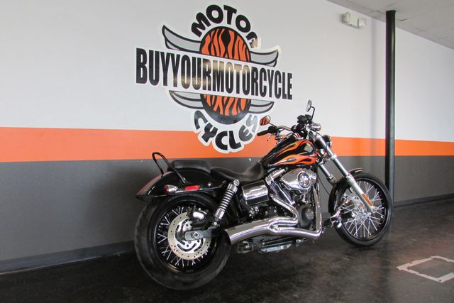 2010 Harley-Davidson Dyna Glide® Wide Glide® Arlington, Texas 1