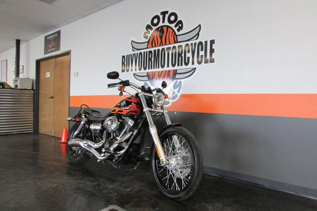 2010 Harley-Davidson Dyna Glide® Wide Glide® Arlington, Texas 2
