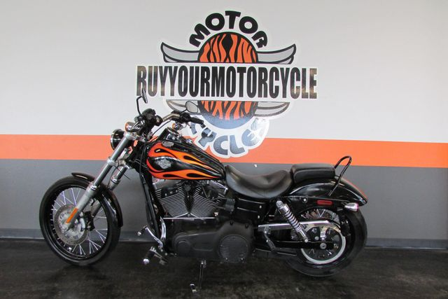 2010 Harley-Davidson Dyna Glide® Wide Glide® Arlington, Texas 23