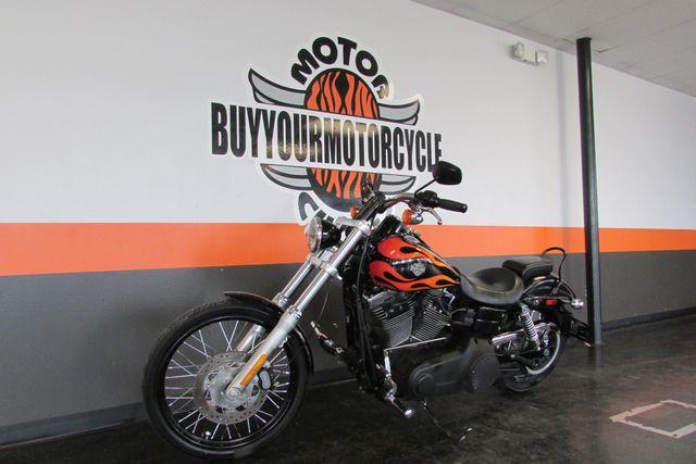 2010 Harley-Davidson Dyna Glide® Wide Glide® Arlington, Texas 24