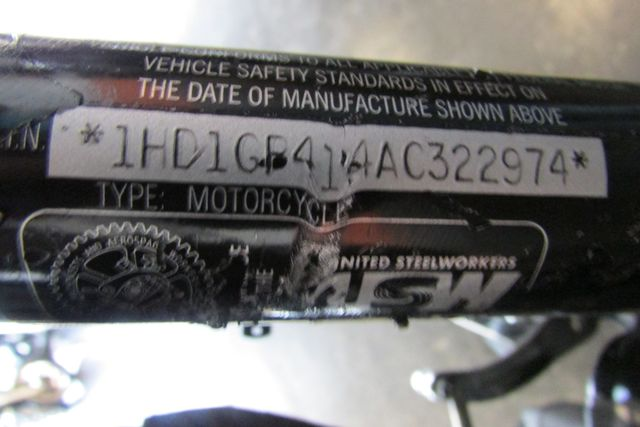 2010 Harley-Davidson Dyna Glide® Wide Glide® Arlington, Texas 32