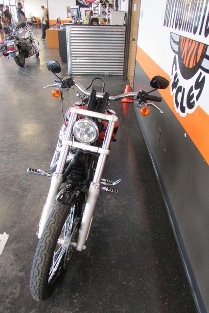 2010 Harley-Davidson Dyna Glide® Wide Glide® Arlington, Texas 4