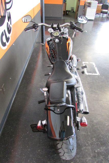 2010 Harley-Davidson Dyna Glide® Wide Glide® Arlington, Texas 8