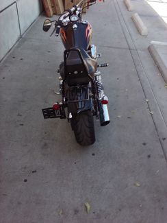 2010 Harley-Davidson Dyna Glide® Wide Glide® South Gate, CA 4