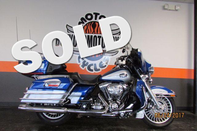 2010 Harley-Davidson ULTRA CLASSIC ELECTRA GLIDE FLHTCU FLHTCUI ELECTRAGLIDE Arlington, Texas 0