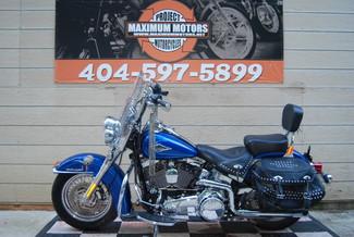 2010 Harley-Davidson Softail® Heritage Softail® Classic Jackson, Georgia 8