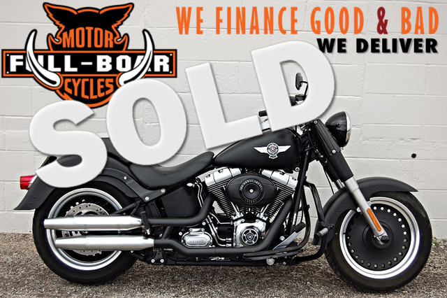 2010 Harley Davidson FATBOY LOW FLSTFB SOFTAIL FATBOY LOW in Hurst TX