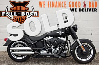 2010 Harley-Davidson FATBOY LOW FLSTFB Hurst, TX