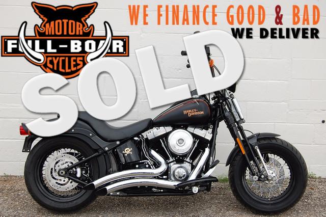 2010 Harley Davidson FLSTSB CROSS BONES SOFTAIL SOFTAIL CROSS BONES FLSTSB in Hurst TX