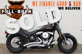 2010 Harley-Davidson FLSTSB CROSS BONES SOFTAIL SOFTAIL CROSS BONES FLSTSB Hurst, TX
