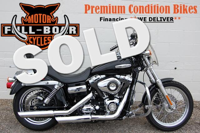 2010 Harley Davidson FXDC DYNA SUPER GLIDE CUSTOM FXDC DYNA SUPER GLIDE CUSTOM in Hurst TX