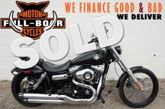 2010 Harley-Davidson FXDWG DYNA WIDE GLIDE DYNA WIDE GLIDE FXDWG Hurst, TX