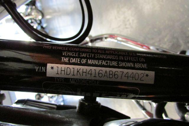 2010 Harley-Davidson Road Glide® Custom Base Arlington, Texas 49