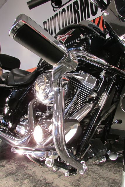 2010 Harley Davidson ROAD KING FLHR ROADKING STANDARD Arlington, Texas 32