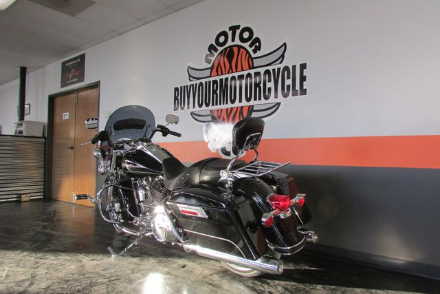 2010 Harley Davidson ROAD KING FLHR ROADKING STANDARD Arlington, Texas 45