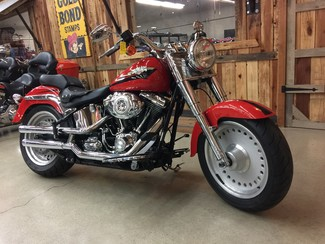 2010 Harley Davidson Fat Boy FLSTF Anaheim, California 10