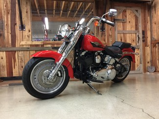 2010 Harley Davidson Fat Boy FLSTF Anaheim, California 15