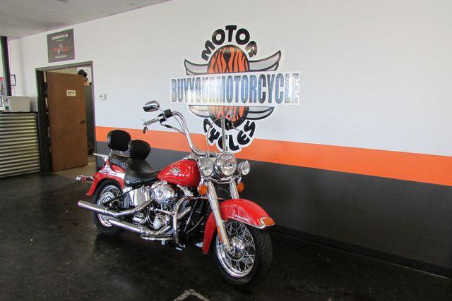 2010 Harley-Davidson Softail® Heritage Softail® Classic Arlington, Texas 2