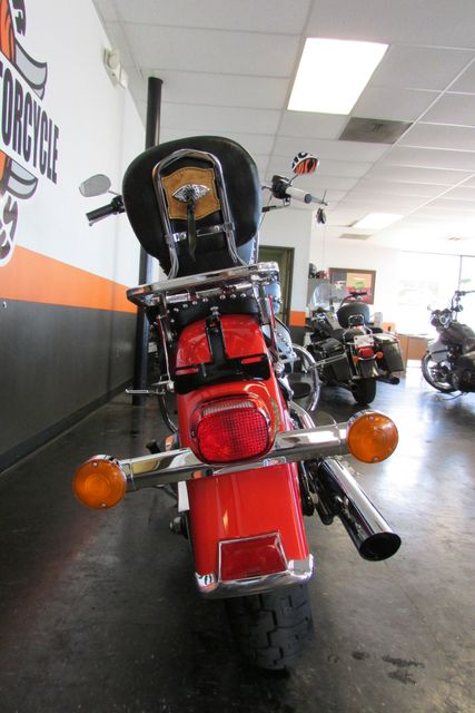 2010 Harley-Davidson Softail® Heritage Softail® Classic Arlington, Texas 8