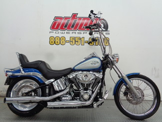 2010 Harley Davidson Softail Custom in Tulsa, Oklahoma
