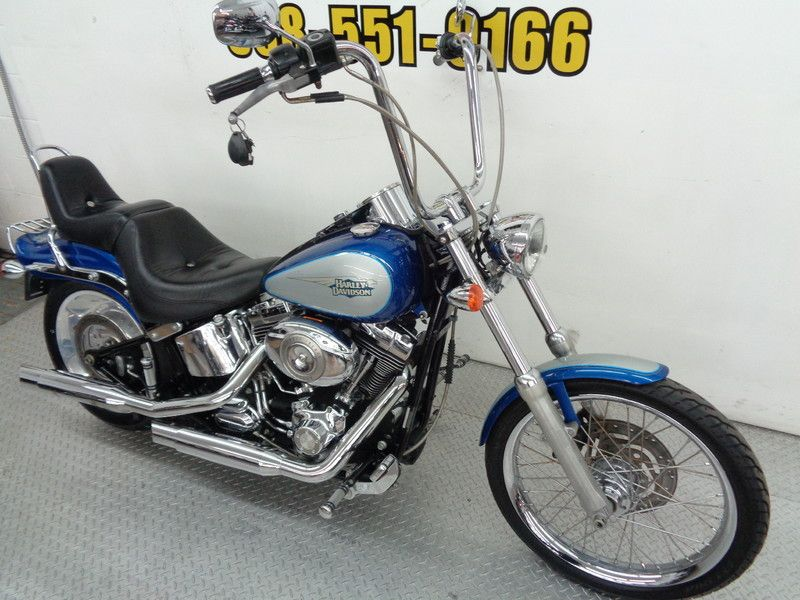 2010 Harley Davidson Softail Custom   Oklahoma  Action PowerSports  in Tulsa, Oklahoma