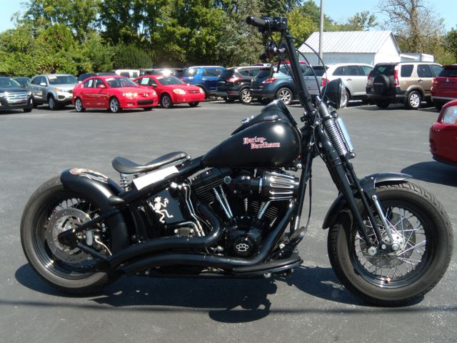 2010 Harley-Davidson Softail® Cross Bones™ Ephrata, PA 1