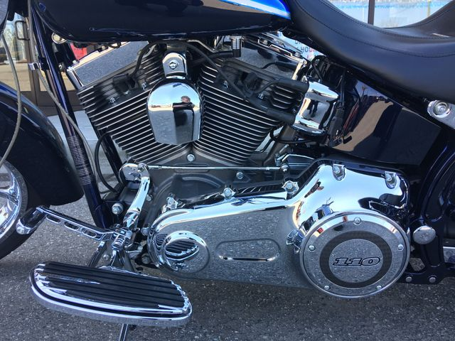 2010 Harley-Davidson CVO Softail Convertible FLSTSE Mooresville , NC 22
