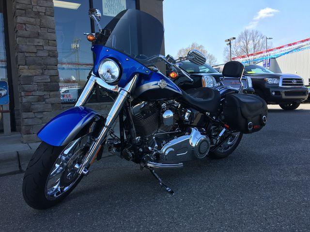 2010 Harley-Davidson CVO Softail Convertible FLSTSE Mooresville , NC 3