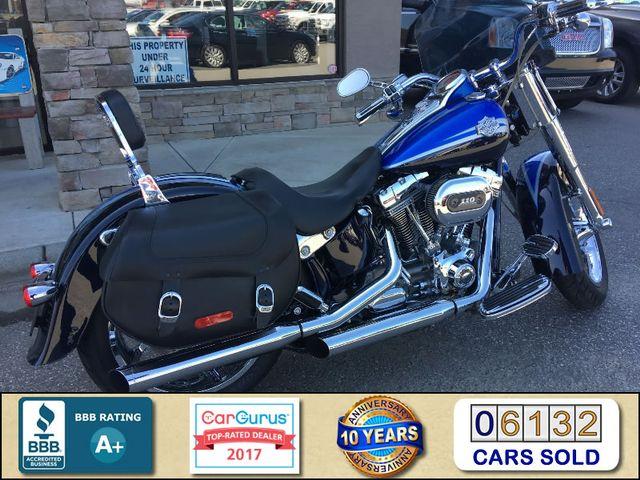 2010 Harley-Davidson CVO Softail Convertible FLSTSE Mooresville , NC 1