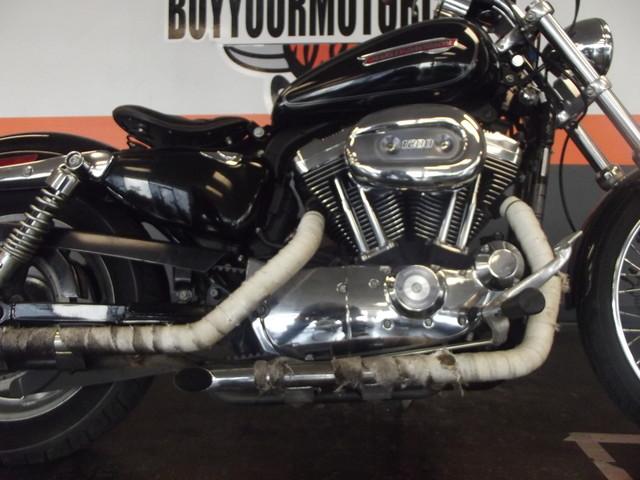 2010 Harley-Davidson Sportster 1200 Custom XL1200C Arlington, Texas 9